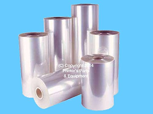 "Polyolefin Shrink Wrap (16"" x 60 Gauge x 4370 ft.)"