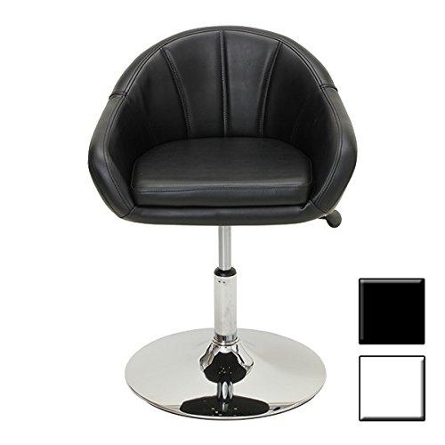ジョルネ チェア -01 全2色 ブラック [ エステスツール ネイルスツール ネイルチェア ネイル椅子 回転椅子 背もたれ付き 昇降式 スツール イス 椅子 チェア チェアー ] B07548NWM5 ブラック ブラック