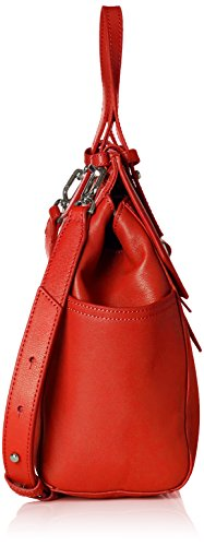 Berlin à main Rouge sac Satchell Red Liebeskind Liebeskind 3126 Worldt ZPvxBFPwq