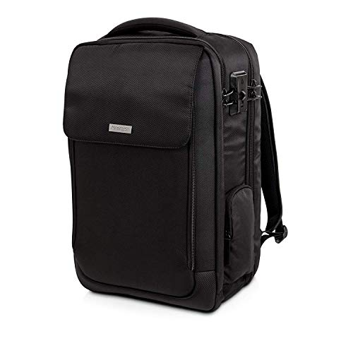 Kensington Contour Backpack - Kensington SecureTrek 17
