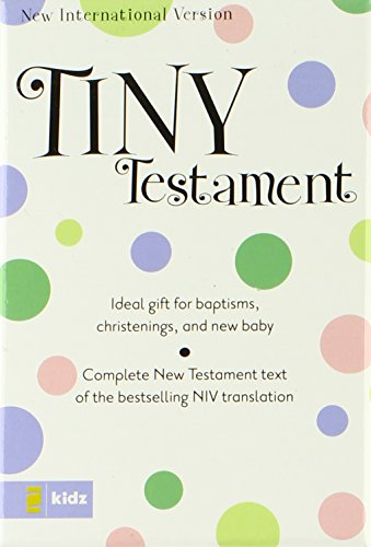 NIV, Tiny Testament Bible