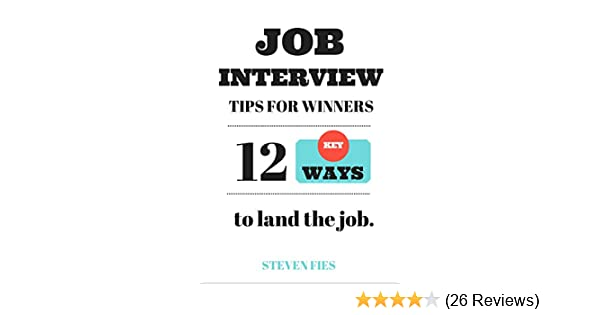 interview tips for job