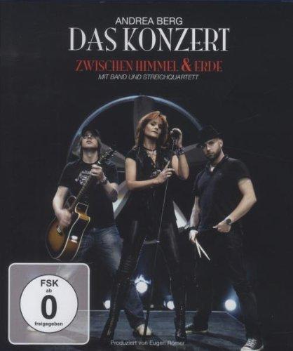 Blu-ray : Andrea Berg - Zwischen Himmel & Erde (Blu-ray)