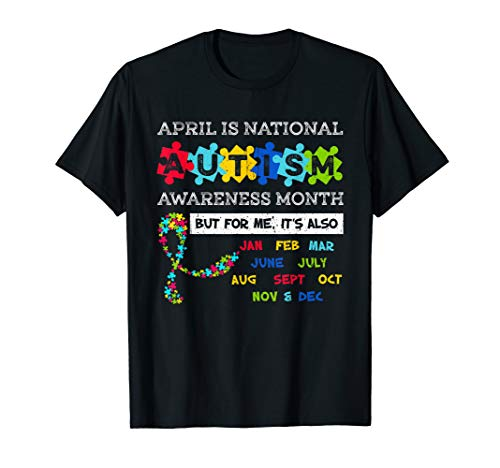 (April Is National Autism Awareness Month Puzzle Mom)