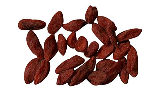 Berries Seed - 110 Goji Berry Seeds Lycium Chinense Easy to Grow Heavy Fruit Producer Non GMO