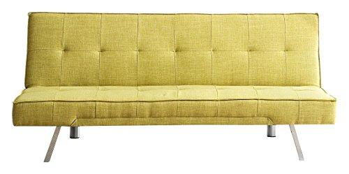 Starsong Borealis SF009 Sleeper Sofa Bed, Kiwi Green