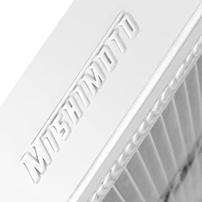 Mishimoto MMRAD-CIV-92 Performance Aluminum Radiator Fits Honda Civic 1992-2000: Automotive