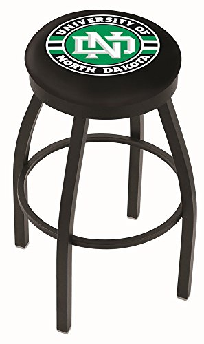 Holland Bar Stool L8B2B University of North Dakota Swivel Bar Stool, 30