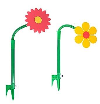 1a Handelsagentur Wassersprenger Tanzende Blume Sprinkler Regner