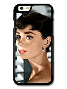 AMAF ? Accessories Audrey Hepburn Looking Window Portrait case for iPhone 6 by Maris's Diary