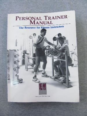 American Council on Exercise Personal Trainer Manual
