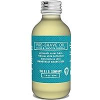 B.I.G. Natural Pre Shave Oil, 60 ml