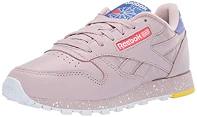 Reebok Womens Classic Leather Purple Size: 5 US / 5 AU