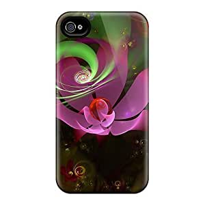 Awesome Design Flowers Hard Cases Covers For Iphone 6