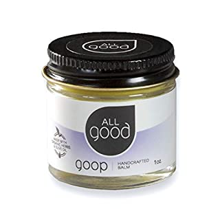 All Good Goop Organic Ointment | Chafing Cream, Blister Prevention, Scar Treatment | Stocking Stuffer Gift for Outdoors Enthusiasts & Athletes (1 oz)