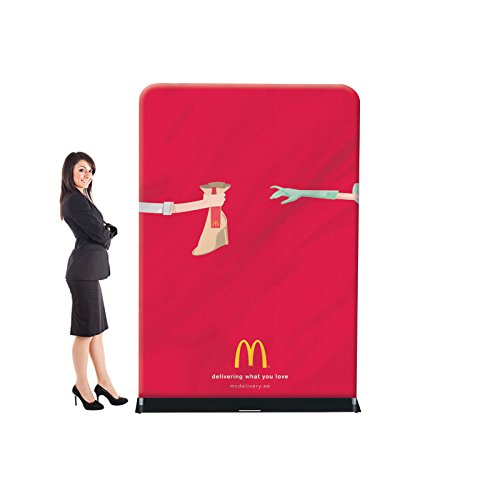 Single Sided Booth (Fantastic Displays 60