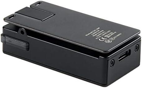 aptX Adaptive aptX HD Dual ES9218p 3.5mm Unbalanced /& 2.5mm Balanced Output AAC Qudelix-5K Bluetooth USB DAC AMP with LDAC
