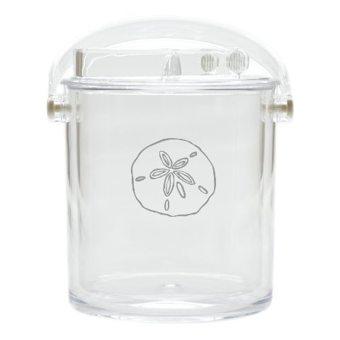 Carved Solutions Acrylic Insulated Ice Bucket With Tongs -Sdollar