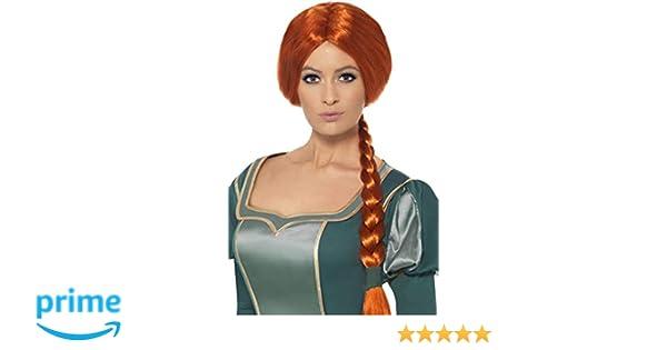 Smiffys Peluca para disfraz de adulto Shrek (42256): Amazon.es: Juguetes y juegos