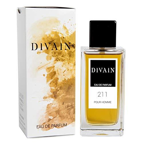 DIVAIN-211/Consultare la tendenza olfattiva/Eau de Parfum per Uomo/Più di 400 profumi diversi disponibili Tu perfume favorito SL