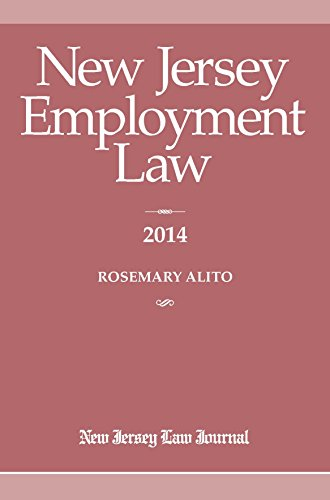 New Jersey Employment Law 2014