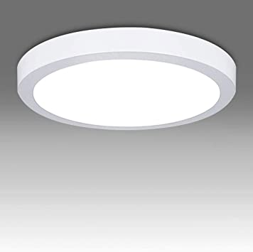 Waterproof IP65 for Bathroom DRAUF Downlight LED Ceiling Panel Light Indoor and Outdoor 9W-6000K Cold White Bedroom