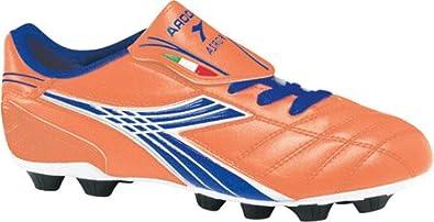 4a569165e9c5 Diadora Forza MD Orange / Blue Soccer Cleats Men's Adult Sizes 7.5 8.5 9.5  10.5 (