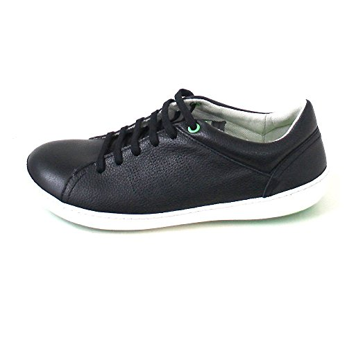 El Naturalista - Zapatos de cordones de Piel para hombre negro Negro (Black/White) Negro (Black/White)