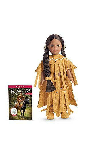 Kaya 2014 Mini Doll & Book (American Girl) -