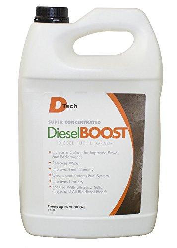 DieselBoost Diesel Fuel Upgrade - 1 Gallon Jugs - Case of 4 - DTech # DT2305-04 by DTech