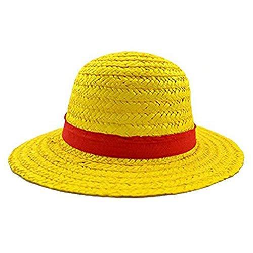 gyousha Good Cosplay Straw hat (Luffy one Piece ONE Piece) etc. (Japan Import) (Hat Luffy)