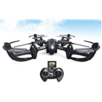 Wifi FPV 720P Camera Drone 2.4G 6 Axis Gyro 3D Flip Headless Altitude Hold RC Quadcopter Dron Aircraft Aerial Toys 3D Rollover