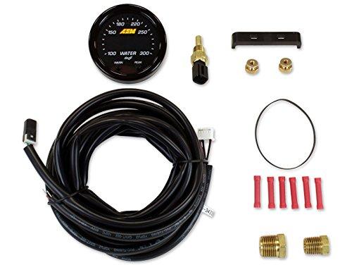 AEM 30-0302 X-Series Temperature Gauge by AEM