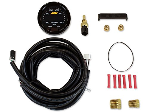 AEM 30-0302 X-Series Temperature Gauge ()