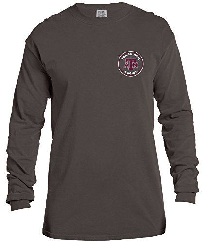 NCAA Rounds Sleeve Comfort Color product image