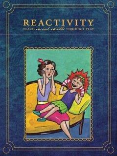Reactivity: Teach Social Skills Through Play by Maria Mobo (2013-08-02)
