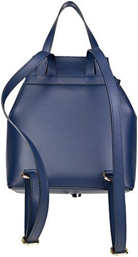Shirin Sehan , Sac à main porté au dos pour femme Bleu Bleu