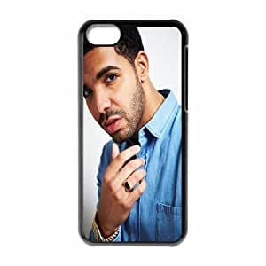 Custom High Quality WUCHAOGUI Phone case Singer Drake Protective Case For Iphone 5c - Case-19