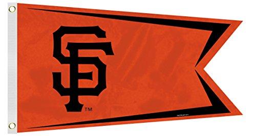MLB San Francisco Giants Boat Flag, Small, Orange by Fremont Die