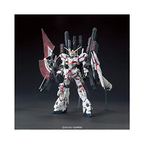 Bandai - Maquette Gundam - Gundam 00 Sky Gunpla HG 1/144 13cm - 4549660075813