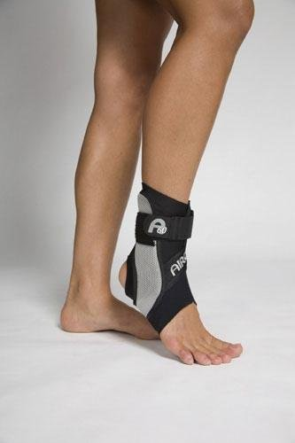 DJO/Aircast (a) A60 Ankle Support Large Right M 12+ W 13.5+ Right Size Large Men 12+ Women 13.5+ Provides Pr from Aircast