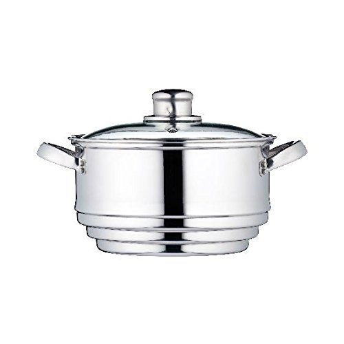 Kitchen Craft Universal Steamer (Pack of 2)