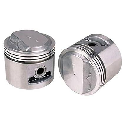 Amazon com: 425 Buick Nailhead Cast Aluminum Pistons/Piston Set