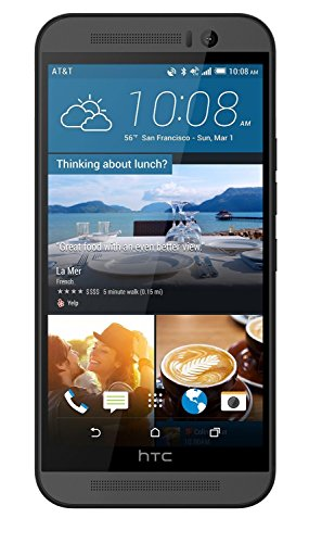 HTC One M9 - Photo