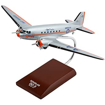 Mastercraft Collection Douglas DC-3 American Model Scale:1/72