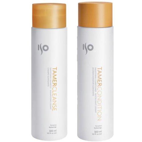 ISO Tamer Cleanse 10.1 oz. Shampoo + 10.1 oz. Conditioner (Combo (Iso Shampoo Conditioner)