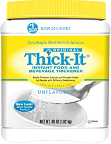 Thick-It Regular Strength Powder 36 oz (Pack of 3) by Thick-It
