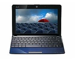 Asus Eee PC 1005HA-PU1X-BU 10.1-Inch Intel Atom Netbook Computer (Royal Blue)