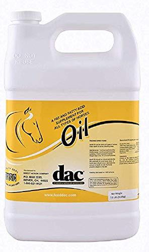DAC Oil Gallon Jug
