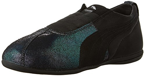 Deep Summer Puma Low Black Eskiva qREEwtr